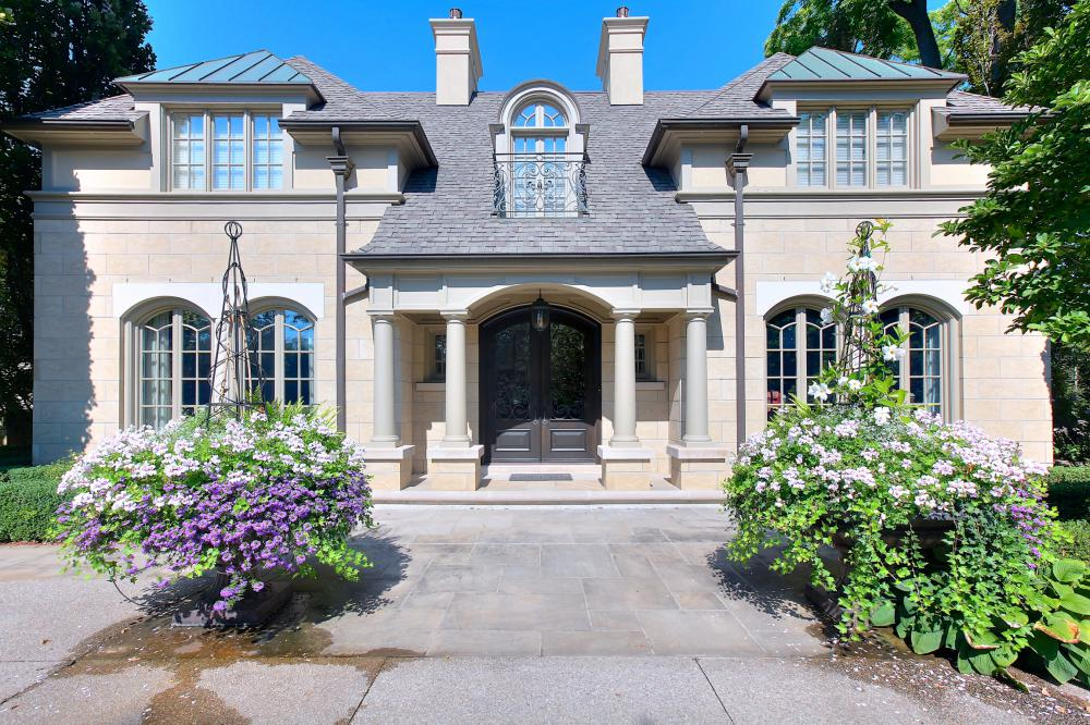 1021 Lakeshore Rd E luxury Oakville home